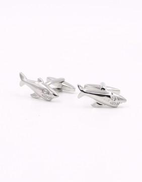 Shark Cufflinks
