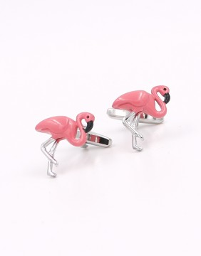 Flamingo Cufflinks