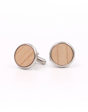 Toronto Maple Cufflinks