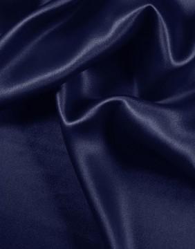 Marine Silk Bow Tie