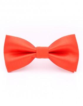 Corallo Silk Bow Tie