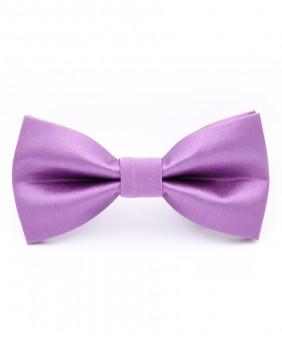 Lilla Silk Bow Tie
