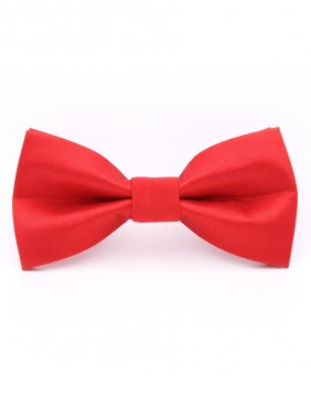 Fuoco Silk Bow Tie
